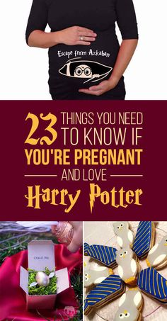 23 Things You Need To Know If You're Pregnant And Love Harry Potter