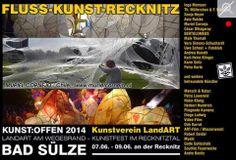 Kunst Offen 2014 | Kunst Offen – Fluss – Kunst – Muriel Cornejo