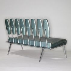 306: Knoll Associates, Inc. / sofa from the General Motors Futurama pavilion < December Design Series, 09 December 2007 < Auctions | Wright