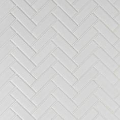 White Herringbone Porcelain Mosaic – 11 x 12 – 100230804 - badezimmer fliesen White Herringbone Tile, Herringbone Backsplash, White Tiles, White Tile Backsplash, Herringbone Pattern, Bathroom Floor Tiles, Shower Floor, Tile Floor, Downstairs Bathroom