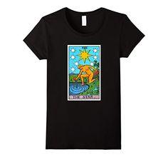 The Star Tarot Card T-Shirt Tee Shirt - Female XL - Black Full Moon Mojo http://www.amazon.com/dp/B016U6GYUC/ref=cm_sw_r_pi_dp_QoSswb0QXY9GG