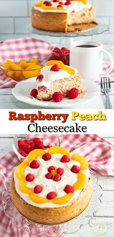 Grab the Instant Pot to whip up this easy and tasty raspberry peach cheesecake recipe. This is so light, creamy and fresh. Is great topped with fresh fruit and homemade cream cheese frosting.