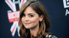 jenna coleman picture free for desktop, 820 kB - Cord Brook Jenna Coleman, Double Nose Piercing, Smiley Piercing, Unique Body Piercings, Facial Piercings, Matt Smith Doctor Who, David Tennant Doctor Who, Clara Oswald, Rory Williams