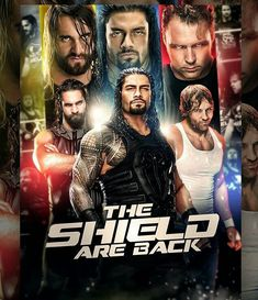Honestly this is the coolest pic of the Shield I've see ♥️