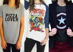 Geek style: peças pra aderir a um look cool! - Moda it