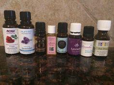 How do you choose your oils? sparklyoils.com