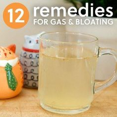 12 Extraordinary Natural Remedies to Get Rid of Gas & Bloating. What are the best natural remedies to get rid of gas and bloating? In this post, you will learn some simple tips but really effective to boost your digestive health. Shared by cdiabetes.com