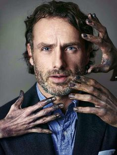 Andrew Lincoln // The Walking Dead
