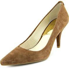 1478e795bf60 Michael Kors Women s Mid-heel Dress Shoes Brown Heels