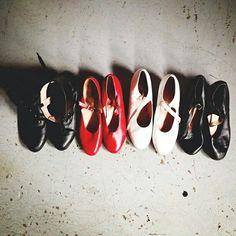 *----* Zapatillas de Folklór