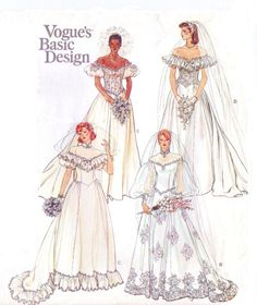 1980s Vogue 1511