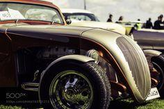 Custom Hot Rod! by SpikeyPhotographySwe