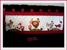 Bandô feito em tecidos nacionais  e importados 100% algodão. Todo quiltado. Cores e motivos podem variar de acordo com seu gosto.