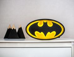 Batman Night light Gift for men Batman gift idea Heroes decor Batman sign Batman light Our product is the unique night lamp that is made with love and care for the most important people in your life. This lamp works on the simple batteries, which is very convenient because you can place it Ballerina Nursery, Giraffe Nursery, Animal Nursery, Hot Air Ballon Nursery, Superhero Lamp, Batman Light, Dream Catcher Decor, Cloud Decoration, Batman Gifts