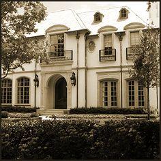 Architect Clint Pearson Designed Home In Highland Park Neighborhood
