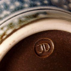 Dermer, John - JD mark Pottery Marks, Ceramics, Studio, Ceramica, Pottery, Studios, Ceramic Art, Porcelain, Ceramic Pottery