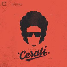 #cerati #poster #graphic #grafica #design #diseno #argentina #rockstar #sodastereo #red #kartel #ad #lab #art #urbanart #color #draw #icon Soda Stereo, Art Of Noise, All About Music, Urban Art, Rock Bands, Vintage Posters, Rock N Roll, Illustration, Pop Culture