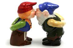 Gnomes - Salt  Pepper Shakers $13