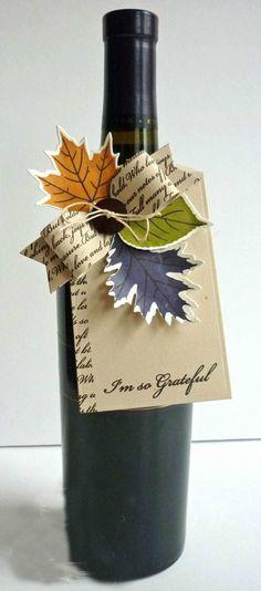 ...nice fall hostess gift
