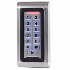 24.50$  Buy here - http://ali9nf.shopchina.info/go.php?t=32710121708 - Waterproof outdoor Metal Case RFID Keypad Single Door lock Stand-alone Access Control reader& Wiegand 26 bit I/O 125khz 24.50$ #aliexpresschina