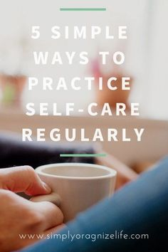 Make self-care a habit with these 5 simple steps. Goal List, Schedule Templates, Habits Of Successful People, Keeping A Journal, Best Planners, Self Improvement Tips, Time Management Tips, Work Life Balance, Care Quotes