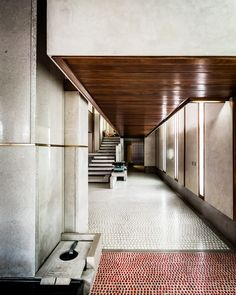 Olivetti Showroom by Carlo Scarpa