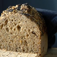Fresh Seeded Bread from Knead Bakery
