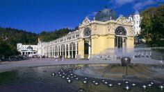 En toutes saisons l'un des « must » incontournables est certainement une promenade sous l'élégante colonnade néoclassique en fonte, l'une de...
