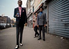 vintage everyday: Beautiful Color Photographs of Harlem in the 1970s