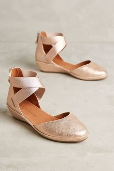 Gentle Souls by Kenneth Cole Noa Mini Wedges - anthropologie.com