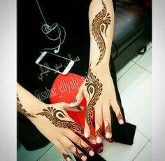 Arabian Mehndi Design, Khafif Mehndi Design, Stylish Mehndi Designs, Mehndi Style, Mehndi Design Photos, Beautiful Henna Designs, Best Mehndi Designs, Mehndi Images, Mehandi Designs