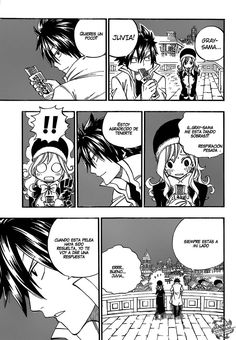 Fairy Tail 453 ~ Gray and Juvia