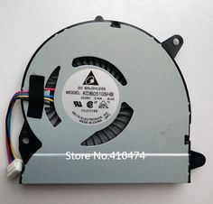 SSEA New original Laptop CPU fan for ASUS X32U U32U U82U X32 Laptop CPU FAN KDB05105HB BJ23 CPU cooling Fan