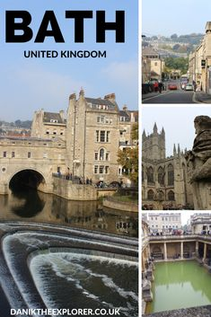 One of my favourite weekend breaks on my home island (the United Kingdom) has to be Bath. Check out my first timers guide to the city. #Bath #VisitBath #England #VisitEngland #VisitBritain #Britain #GreatBritain #Roman #UnitedKingdom Europe Travel Guide, Travel Destinations, Travel Guides, Scotland Travel, Ireland Travel, Solo Travel, Usa Travel, Time Travel, Weekend Breaks