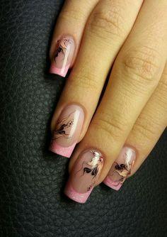 #square #nail #design