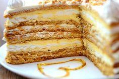 """Медовый торт """"Полет шмеля"""" Рецепт: http://www.liveinternet.ru/community/3226371/post288184986/"""