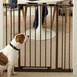 Cardinal Auto Lock Gate   Dog Gates   SpartaDog