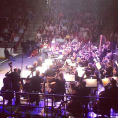 The Pops Symphony Orchestra!