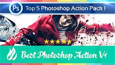 [PSD] Top5 // Photoshop Action part 1 ᗍ **Watch Video on YouTube | FULL HD**: http://www.youtube.com/watch?v=U7PvYHmhR7o