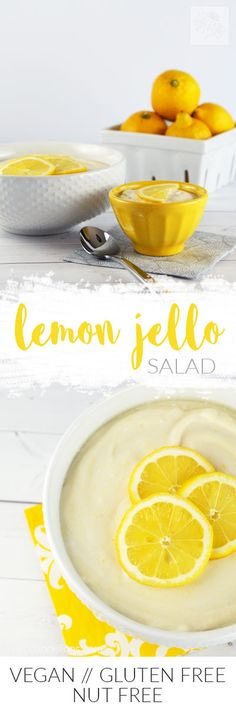 Lemon Jello Salad is