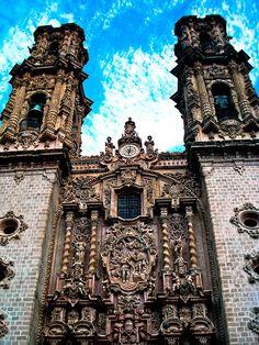 Catedral de Taxco, Taxco, Guerrero, México