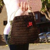 Bolso Trapillo - Trapibolsos GK Crochet XXL