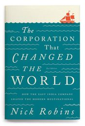 The Corporation that changed the world #BookCover #Book