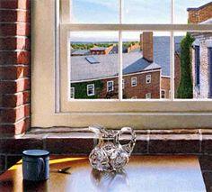 EDWARD GORDON  Rear Window
