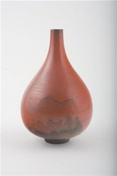 Gertrud & Otto Natzler Ceramic vase