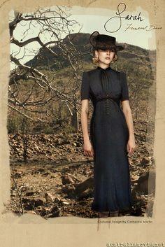Australia - Costume Design by Catherine Martin.