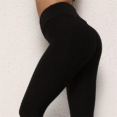 Push Up Tights Gym Exercise High Waist Fitness Running Athletic Trousers Running Leggings, Leggings Are Not Pants, Workout Leggings, Women's Leggings, Leggings Style, Sport Tights, Sport Pants, Sports Leggings, Pink Yoga Pants