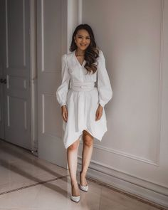 """melissa chau on Instagram: """"Sharing some of my best slow fashion tips with you today! Save or screenshot this to refer back to the next time you shop 💙  Think about…"""" Slow Fashion, Fashion Tips, I Am Awesome, Personal Style, Wrap Dress, My Style, Shopping, Instagram, Dresses"""