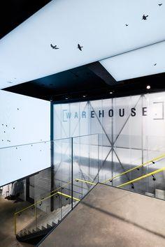 superfuture :: supernews :: london: warehouse store renewal © checkland kindleysides