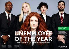 """""""The Unemployee of the Year"""", la nueva campaña de Benetton, esto es material para los #ninis"""